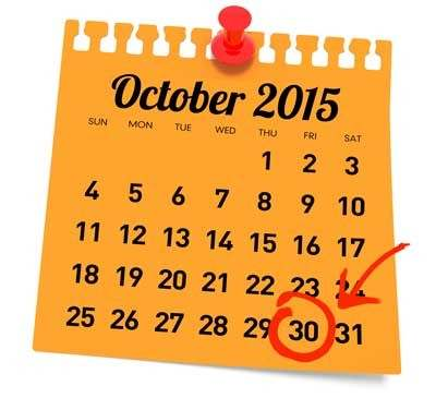 October 30 Annual Meeting